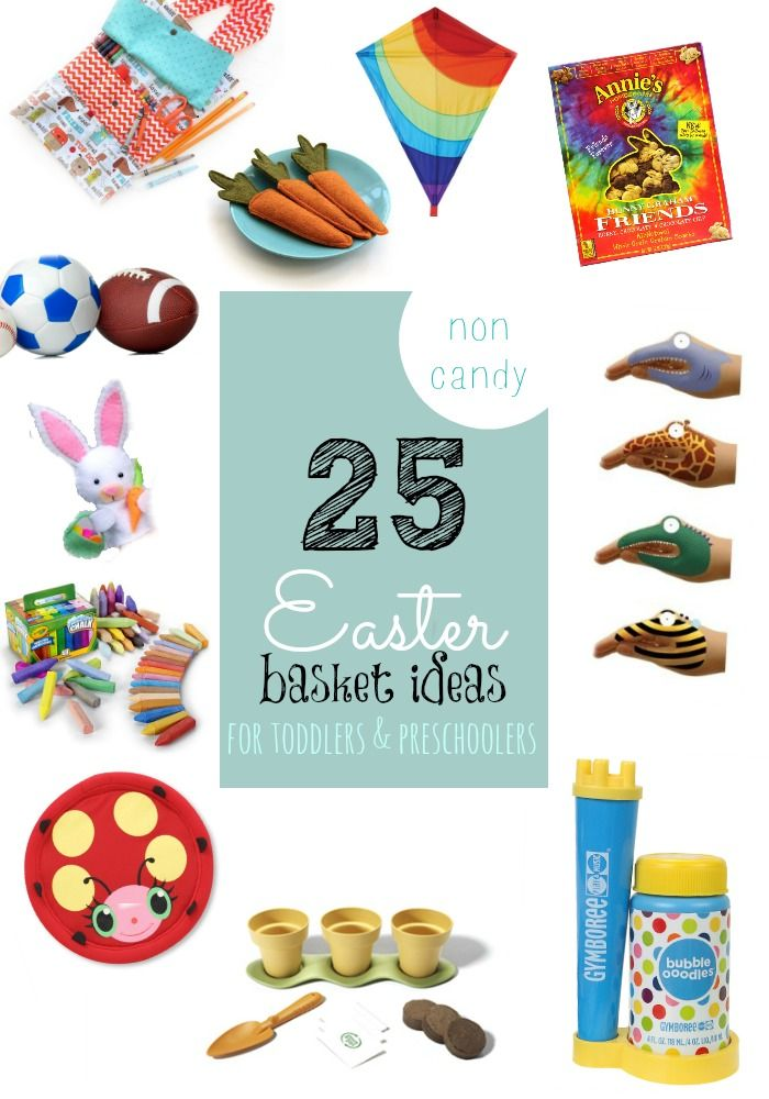 25 non candy easter basket ideas for toddlers and preschoolers 25 non candy easter basket ideas for toddlers and preschoolers easter negle Choice Image