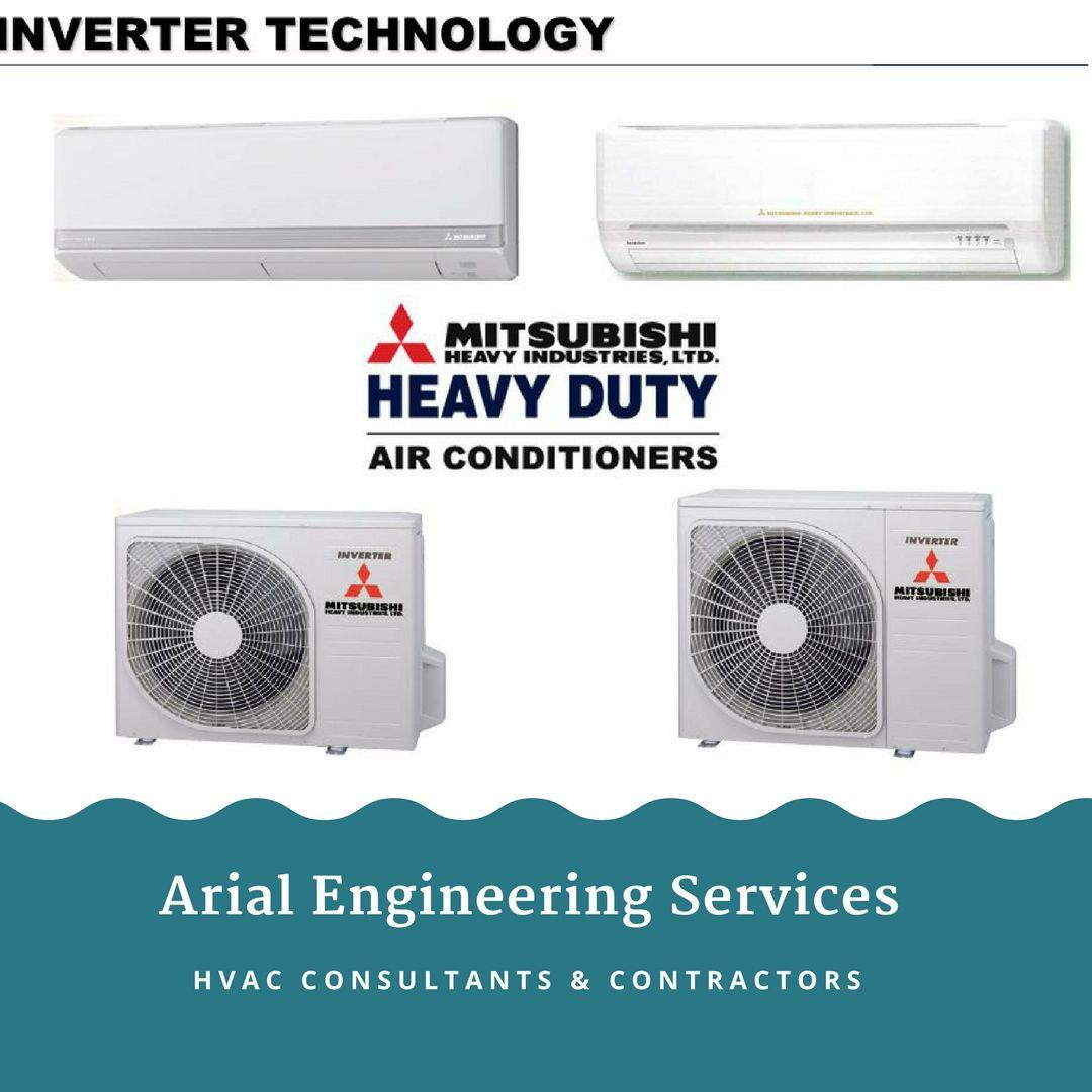 MitsubishiHeavy Inverter Technology... More Comfort