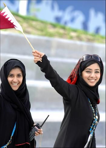 qatar online girl