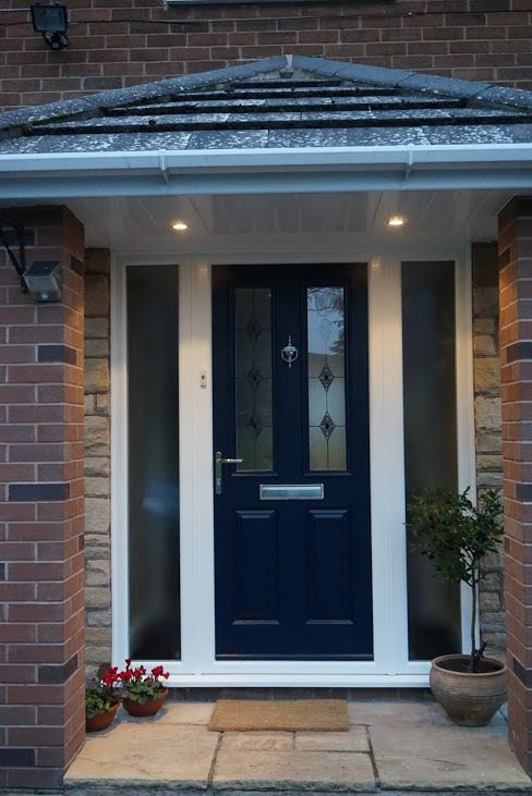 My New Composite Door Tips On Choosing A New Front Door Garden Tea Cakes And Me