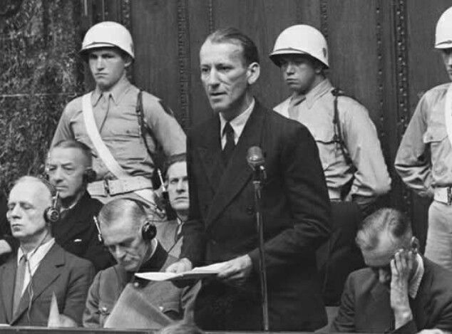 nuremberg trials thesis statement The nuremberg trials anyone who studies world war ii needs to have some knowledge of the nuremberg trials here is a slightly in depth look at the world's most famous war crimes trial.
