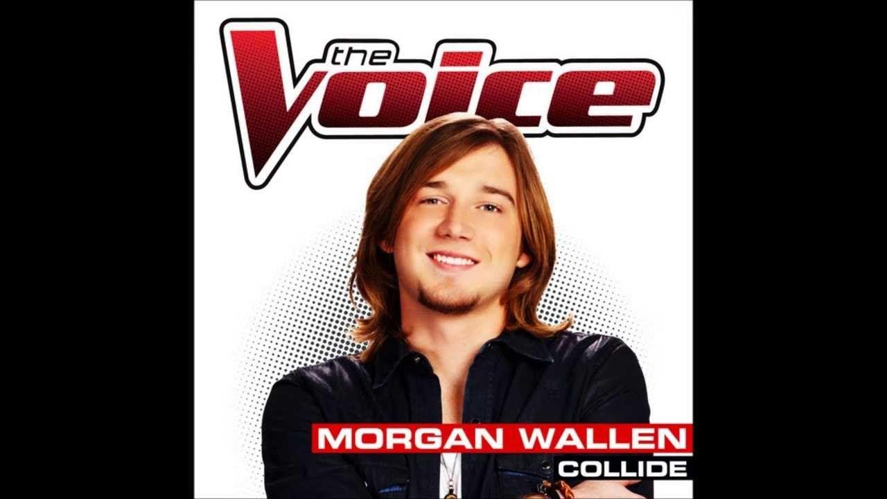 Morgan Wallen Collide The Voice Performance Studio Version Pop Songs Popular Pop Songs Songs