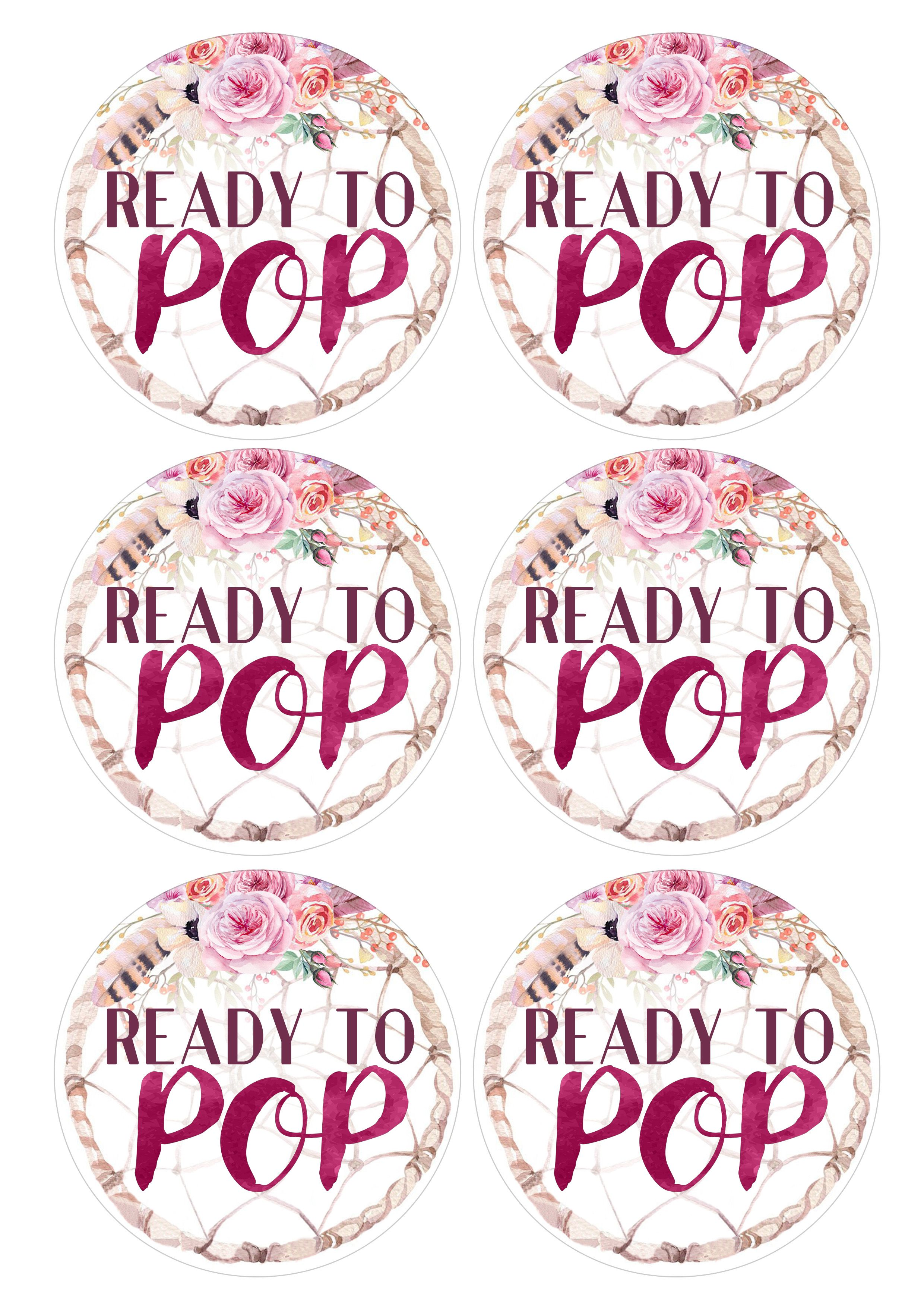 Floral Baby Shower Food Style Within Grace Baby Shower Labels Free Baby Shower Printables Baby Shower Popcorn