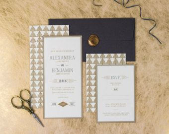 Pagan Wedding Stationery