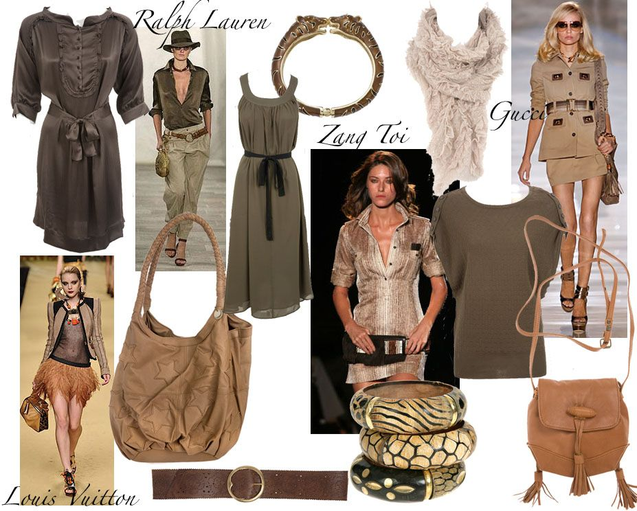 Safari Look! | Attic Womenswear - Camel Riding In Dubai Outfit My Style Inspiration Pinterest