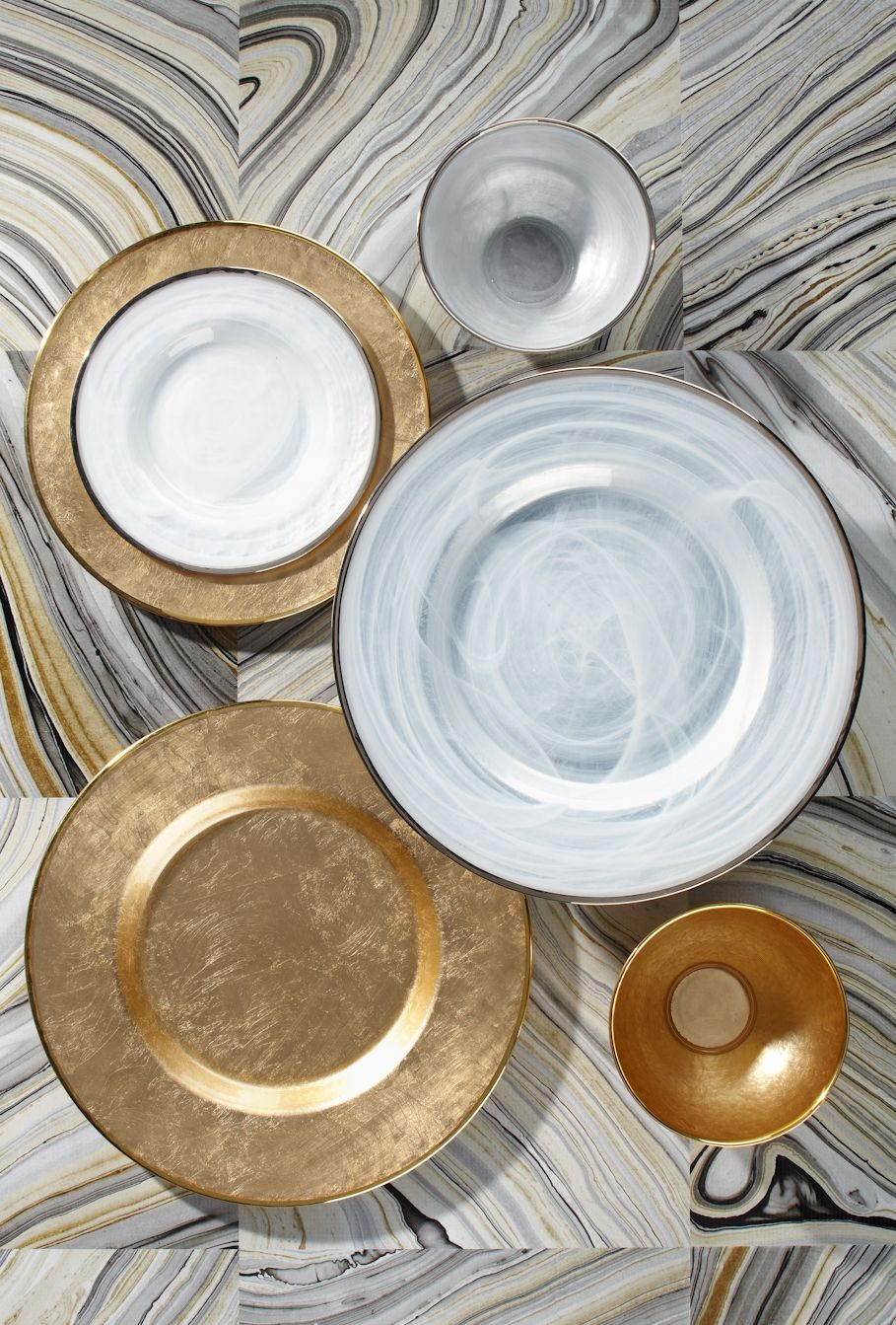 Style Tip mix + match dinnerware for a designer dimensional look. & Style Tip: mix + match dinnerware for a designer dimensional look ...
