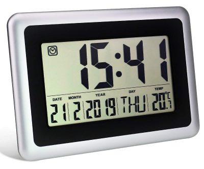 Top 10 Best Digital Wall Clocks In 2019 Digital Alarm Clock Alarm Clock Clock