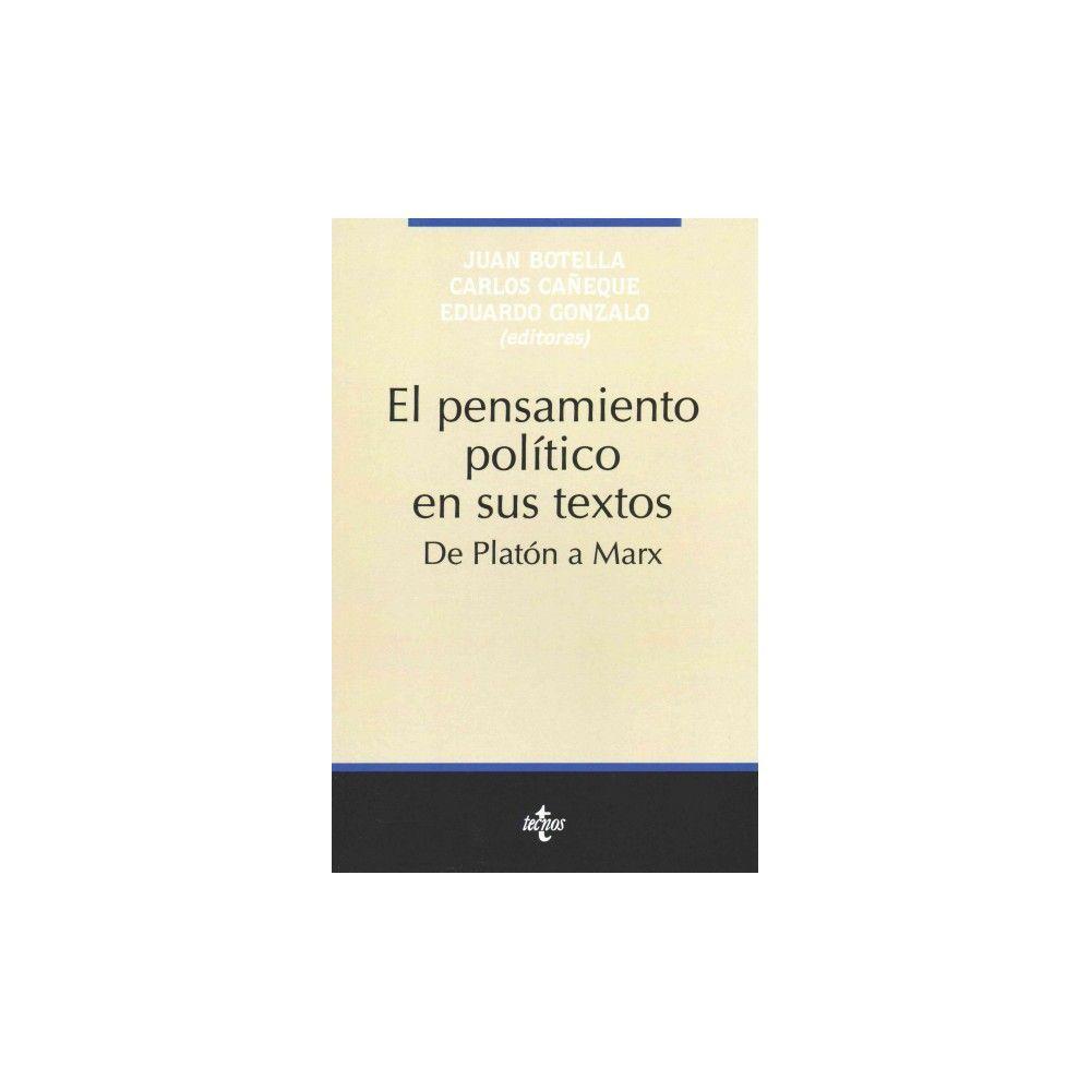 El pensamiento político en sus textos / Pol ( Semilla Y Surco) (Paperback)