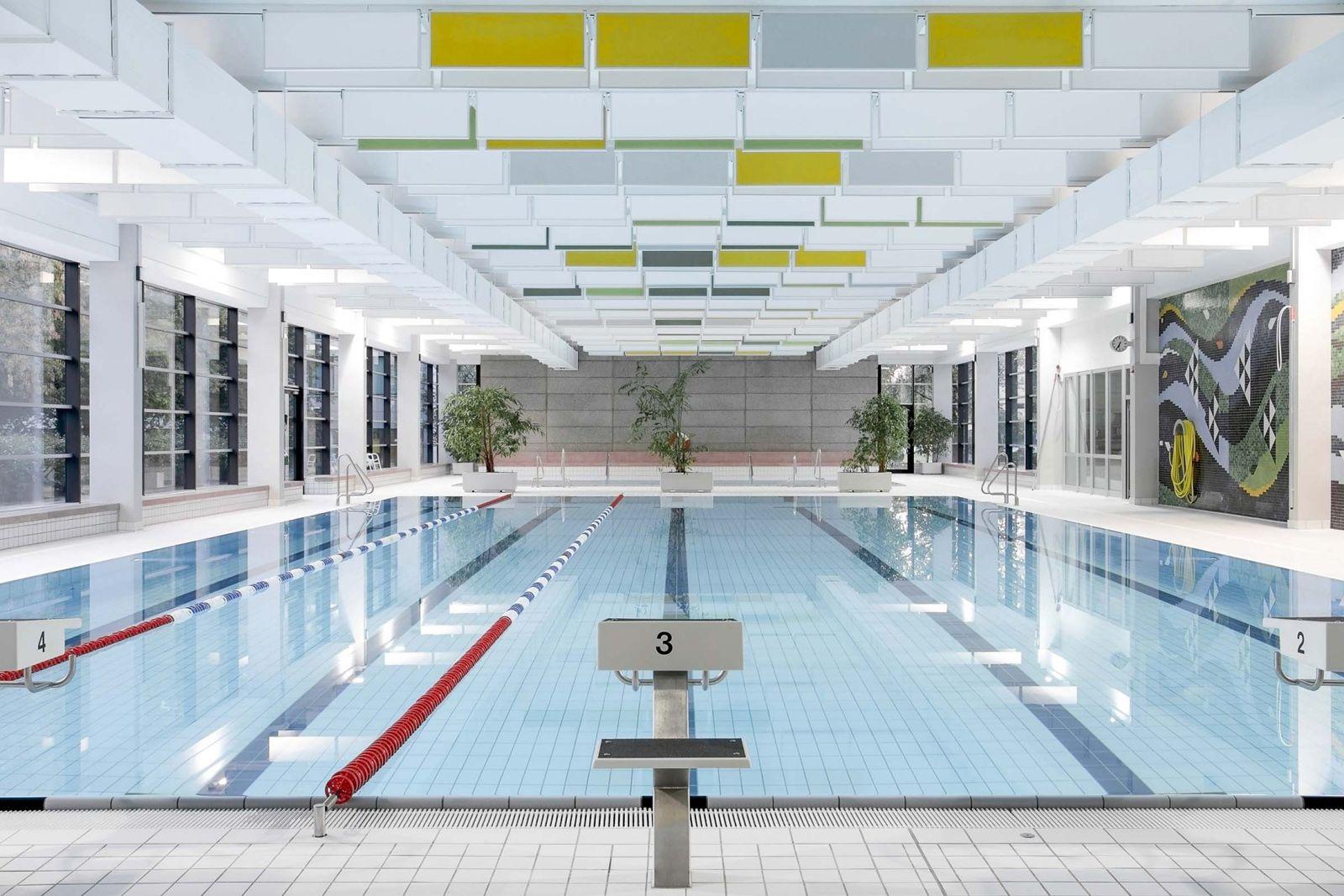 Berlinu0027s Best Swimming Pool Architecture