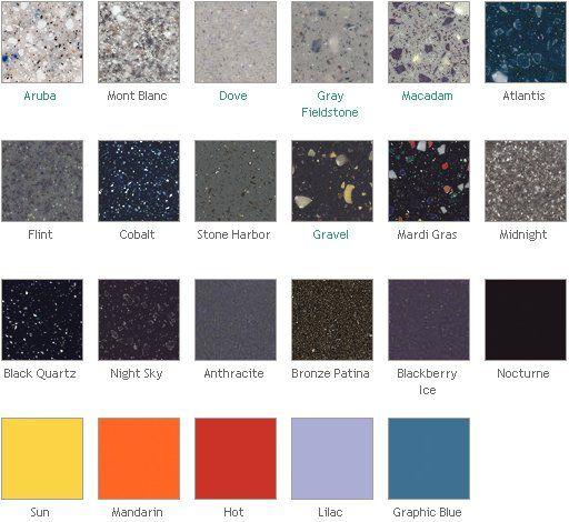 Dupont Corian Countertop Colors Countertop Colours Corian Dupont Corian
