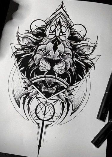 unique tattoos design