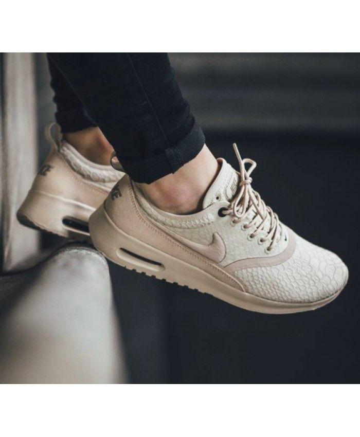 Nike Air Max Thea Ultra Premium Damen Beige Sneaker | Online