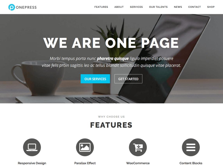 20 Best Free Responsive Wordpress Themes 2016 Wordpress Theme Free Responsive Best Free Wordpress Themes Free Wordpress Themes