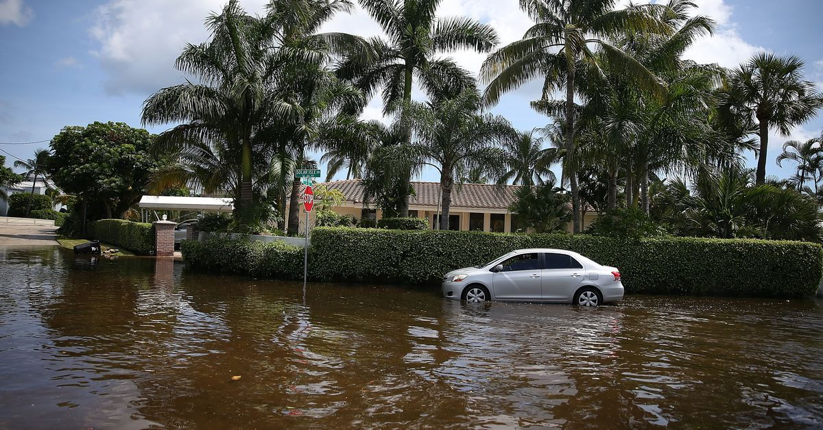 Coming crisis of coastal flooding 1 trillion of real