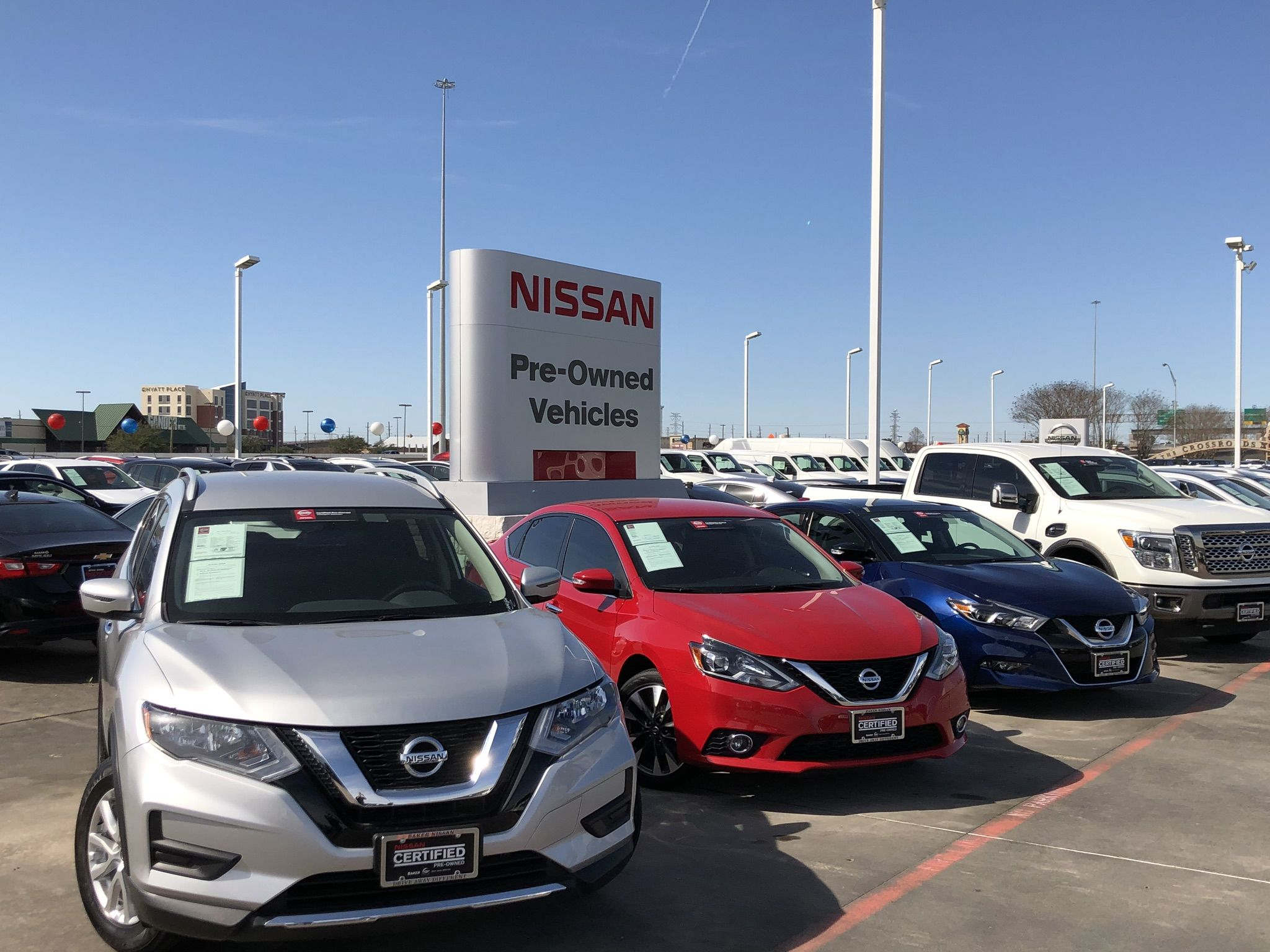 9 Baker Nissan Dealership Ideas Nissan Dealership Large Family