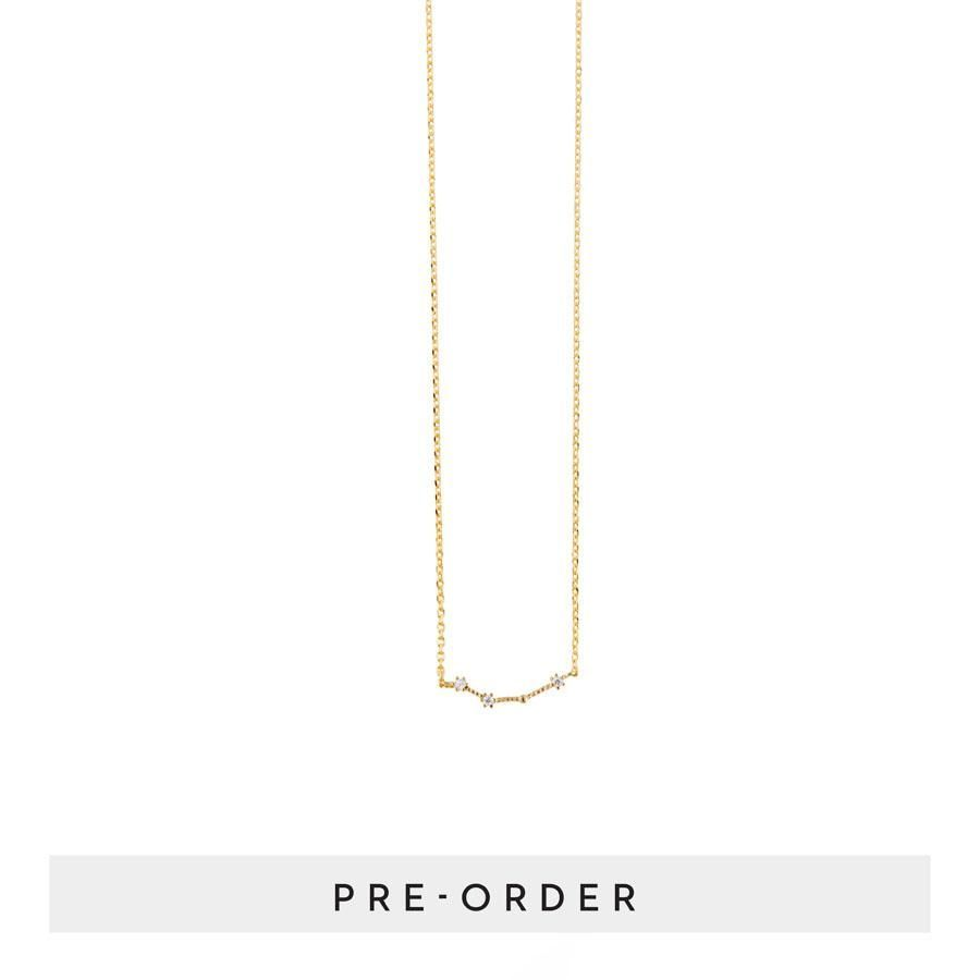 Aries zodiac gold necklace aries aries zodiac and products