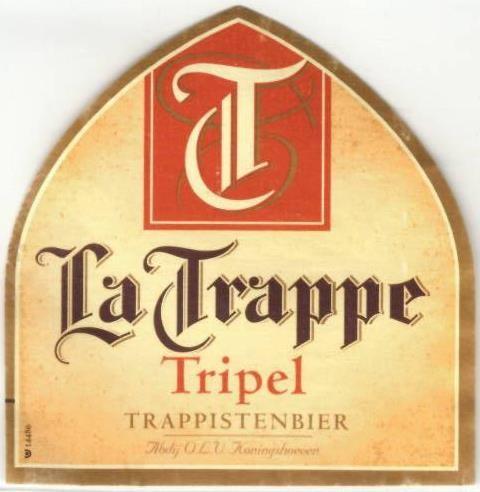 La Trappe - Tripel-Trappistenbier