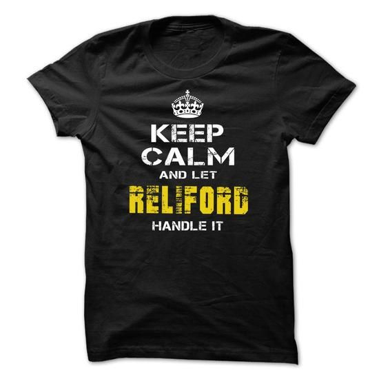 awesome Let RELIFORD handle it