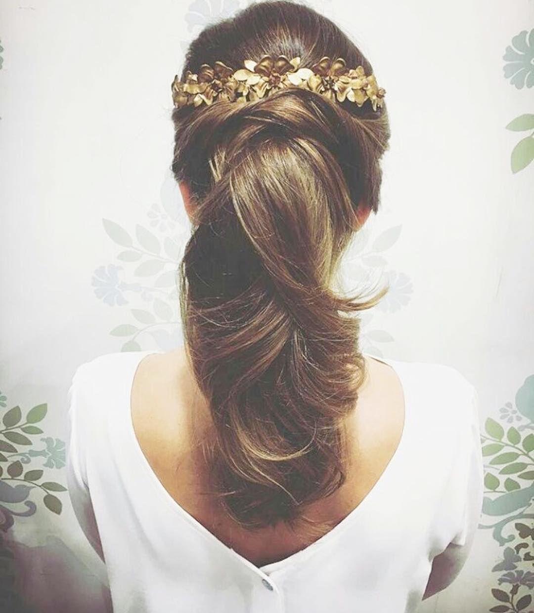 Kurdelalı Gelin Saçı Modeli Nasıl Yapılır