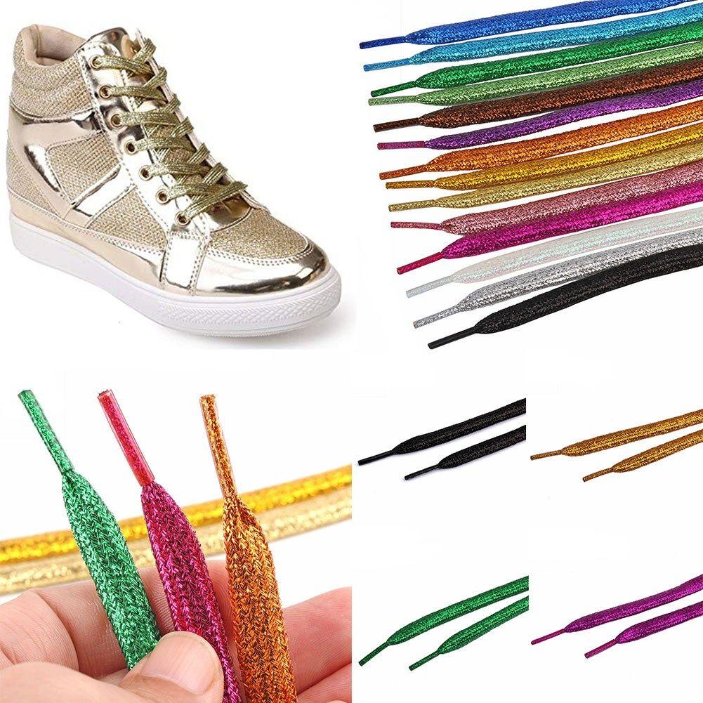 Sneakers 1 Flat Shoelace Shoe Strings