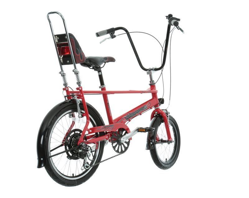 Iconic 1970 S Raleigh Chopper Re Released And On Sale At Halfords Raleigh Chopper Bike