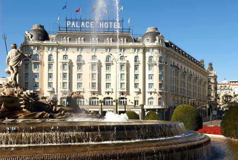 Westin Palace, Madrid, Spain