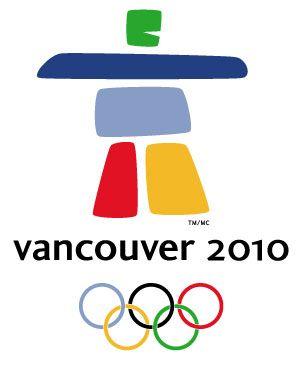 Juegos Olimpicos De Invierno Vancouver 2010 En Canada Logo
