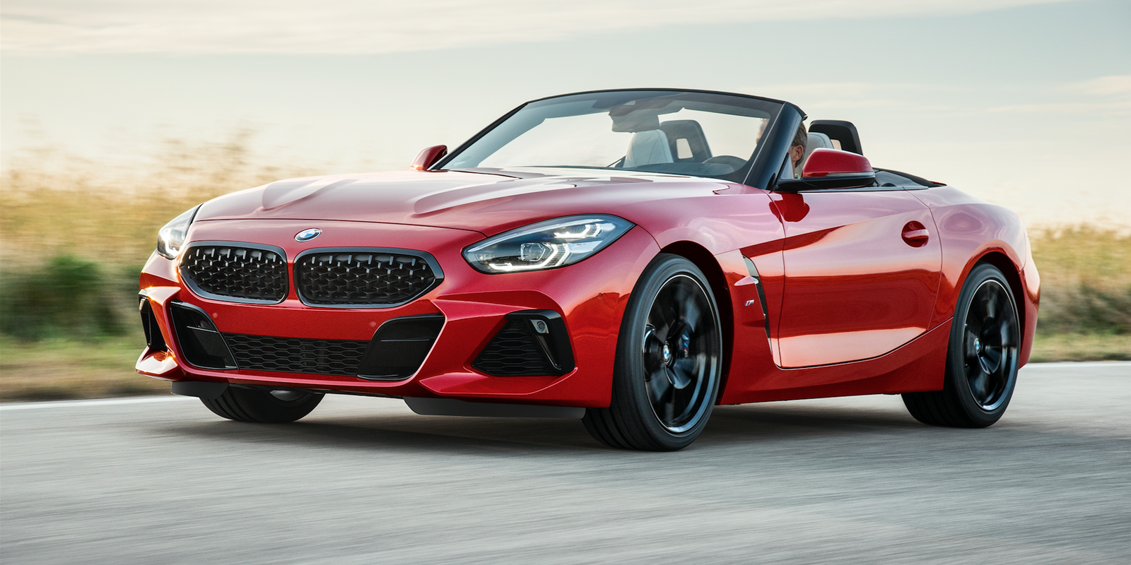 The 2019 Bmw Z4 M40i Has 382 Horsepower Gets To 60 In 4 4 Seconds
