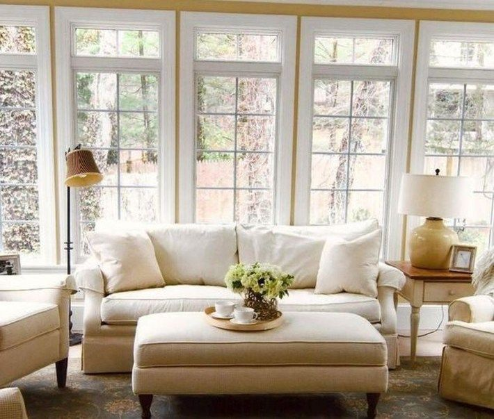 Small Room Addition Ideas: 48 Cool Sunroom Design Ideas