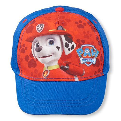 Baby Boys Toddler Boys Paw Patrol Baseball Cap - Red Hat - The Children s  Place e5c3b30162e3