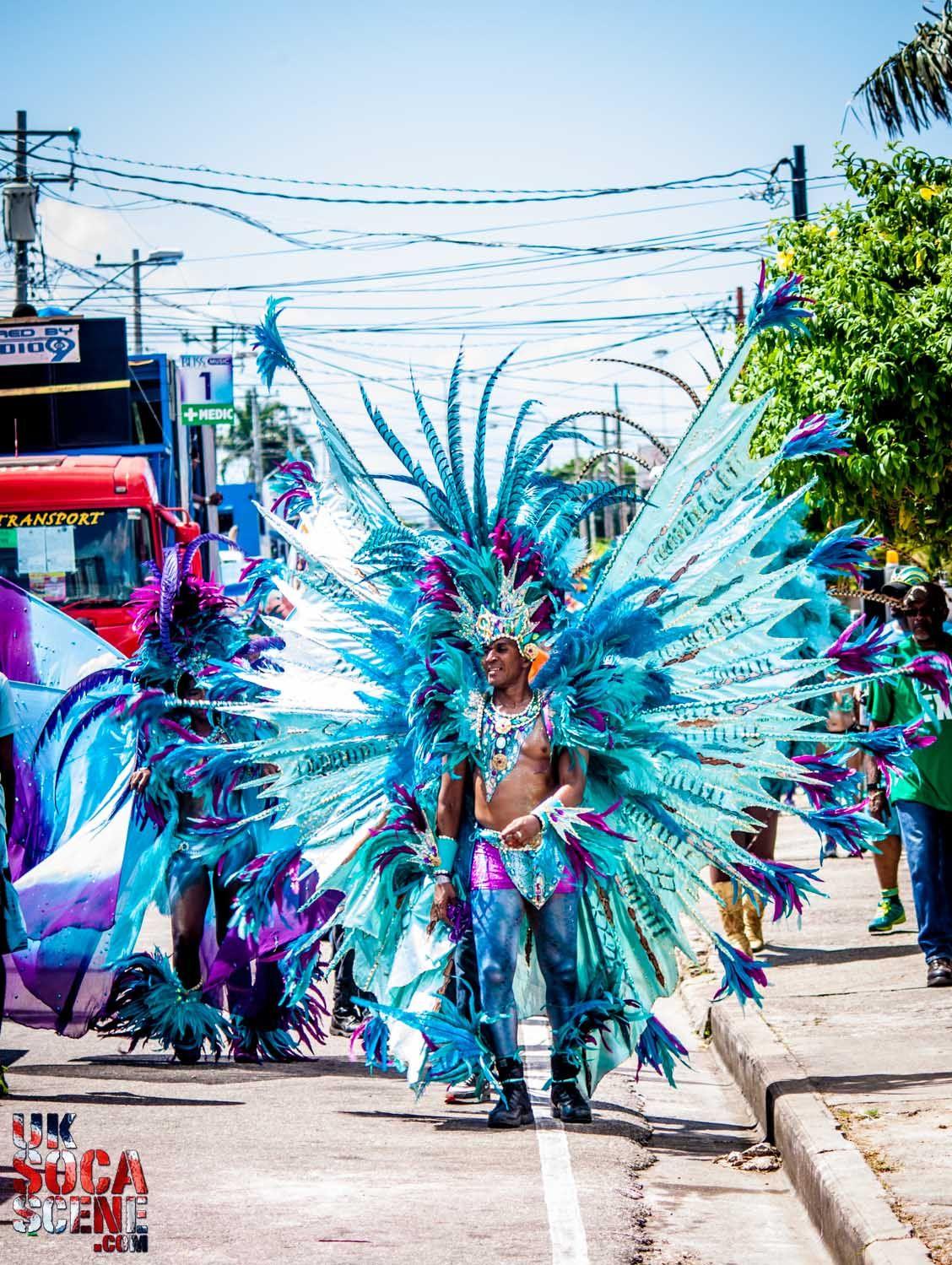 Fantasy Savage Trinidad and Tobago Carnival 2013 - YouTube