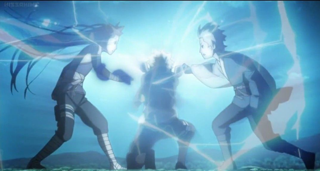 Boruto's new eye power | Boruto, Naruto shippuden, Naruto
