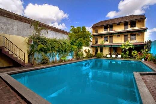 Hotel Murah Di Jogja Dengan Kolam Renang Bagus