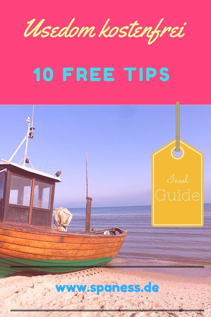 Usedom Urlaub 10 komplett kostenfreie Ausflugsideen auf