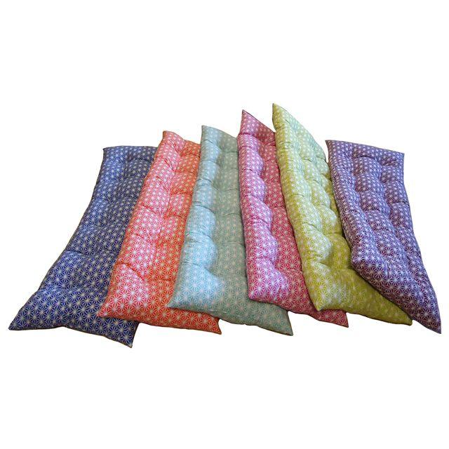 Matelas Origami 60 X 175 X 6 Cm Turquoise Yastik Mi Nder Yastiklar