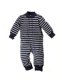 cec31cbf1 Babys PO.P stripe all in one