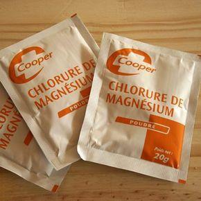 Le Magnésium Contrairement à ce que beaucoup de gens