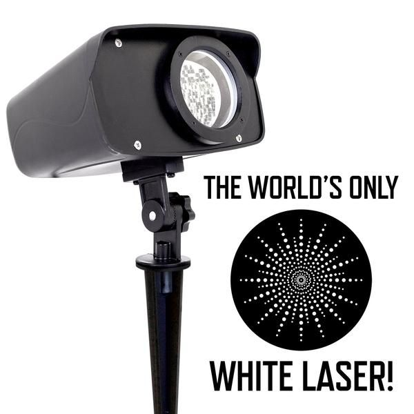 Night Stars White Laser Light Projector in 2018 Christmas Light