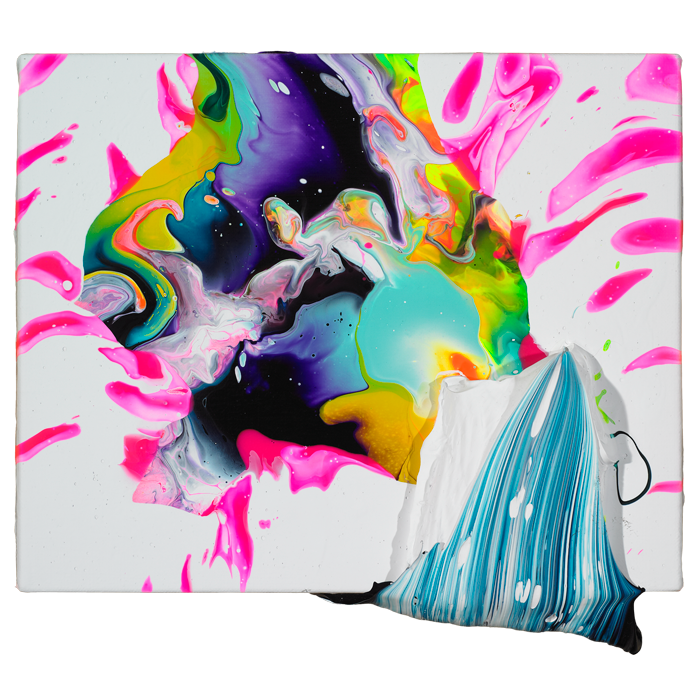 yago hortal, painting, colorful, splash, paint, abstract, explosive, energetic, spain, upper playground