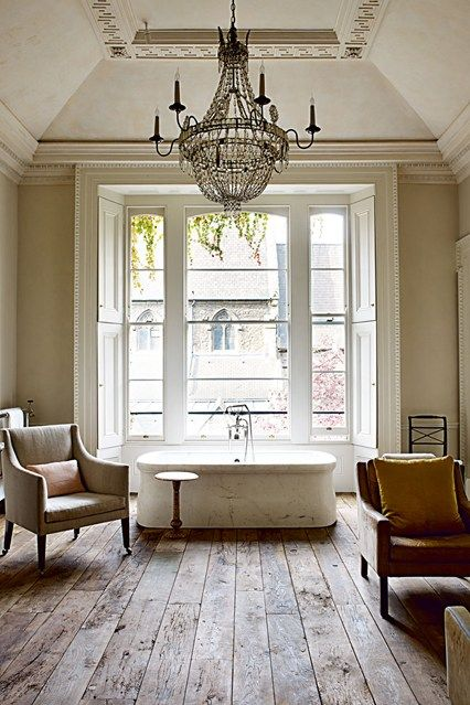 English Bathroom Design Awesome English Rose  Bathroom Designs Rose And Chandeliers Decorating Design