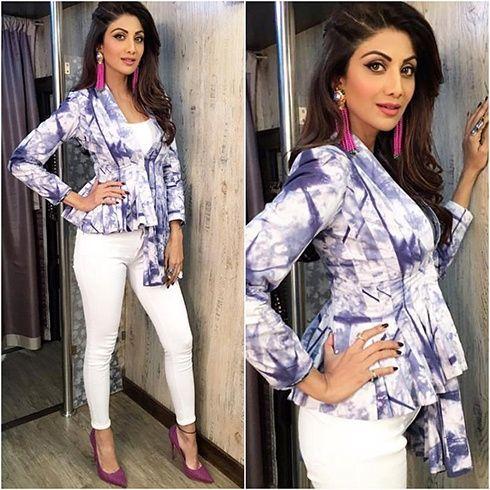 Shilpa Shetty Outfits