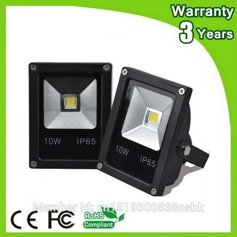 5pcs Lot Dc12v 24v Epistar Chip 100 110lm W Ip65 Waterproof 10w 12v Led Floodlight Led Flood Light Spot Tunnel Bulb In 2020 Led Flood Lights Led Flood Flood Lights