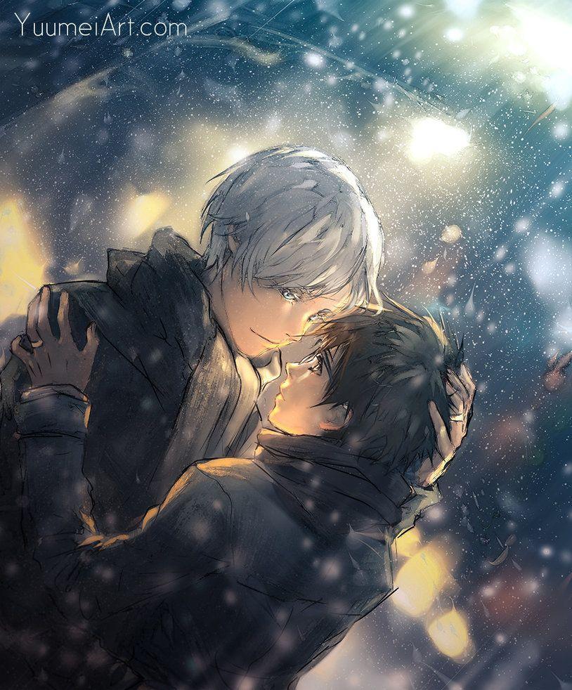 We'll be Warm Tonight by yuumei on DeviantArt