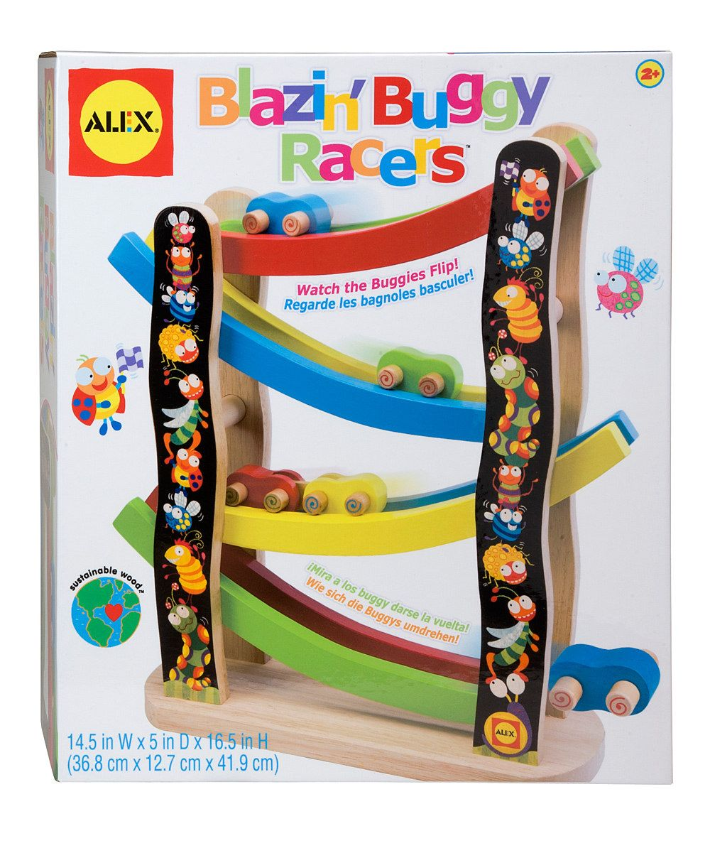 Blazin' Buggy Racers Set | Daily deals for moms, babies and kids