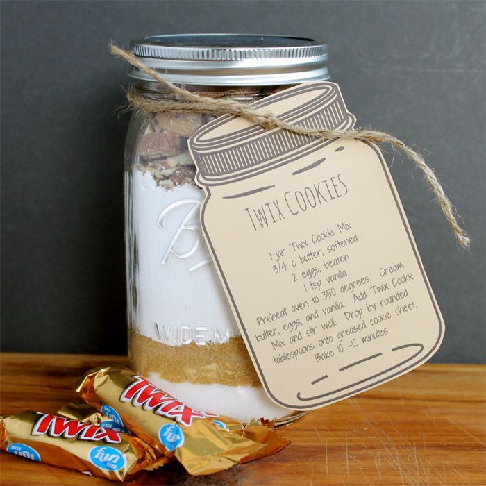 Twix Cookie Mix in a Jar #twixcookies Make this Twix cookie mix in a jar for anyone that you love. A quick and easy handmade gift that is delicious as well as thoughtful! #twixcookies Twix Cookie Mix in a Jar #twixcookies Make this Twix cookie mix in a jar for anyone that you love. A quick and easy handmade gift that is delicious as well as thoughtful! #twixcookies