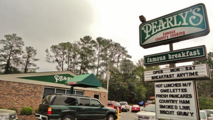 Car Dealerships In Albany Ga >> Head On Over To Pearly S Famous Country Cooking In Albany
