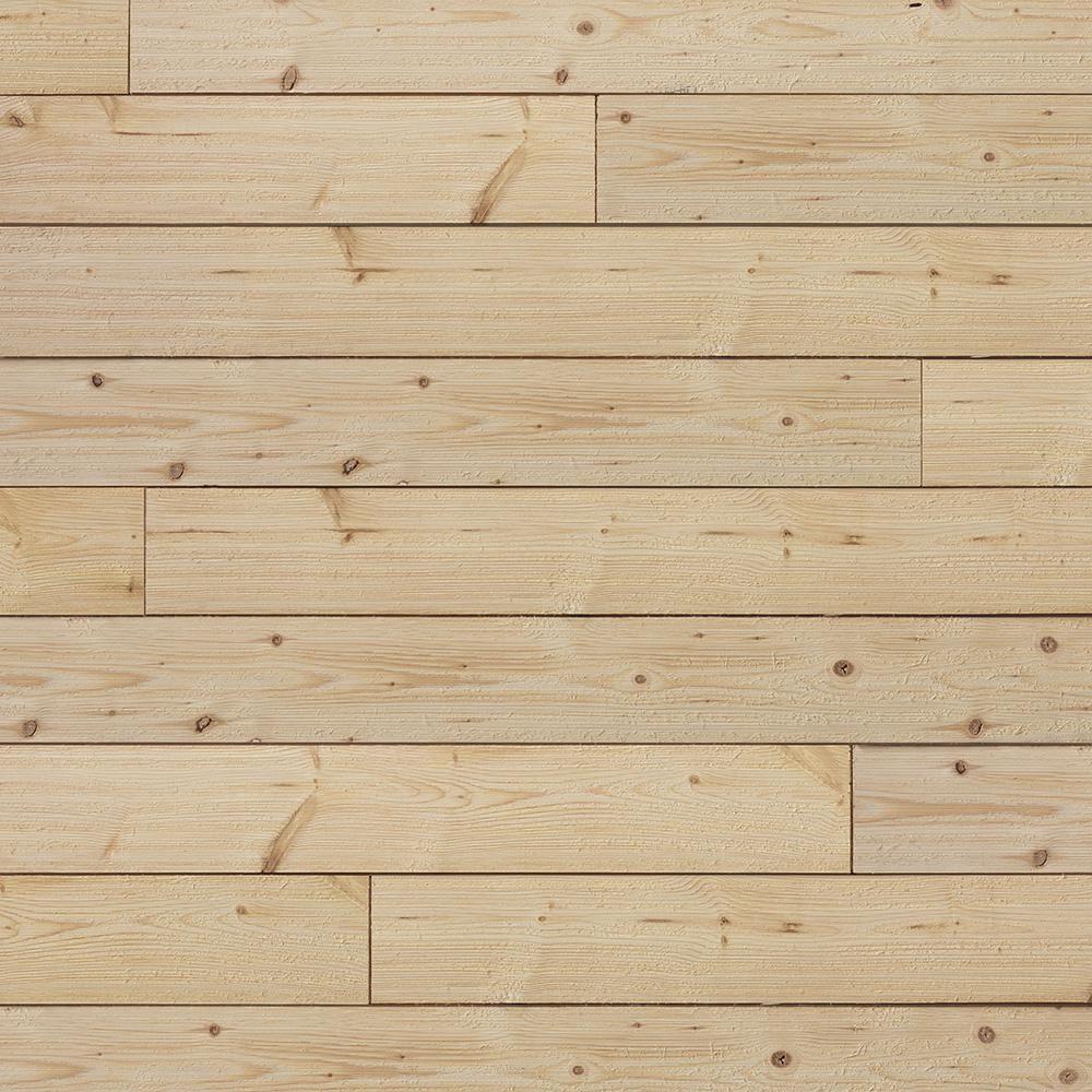 Ufp Edge 1 In X 4 In X 8 Ft Barn Wood Pine Trim Board 4 Pack 311595 Shiplap Barn Wood Ship Lap Walls