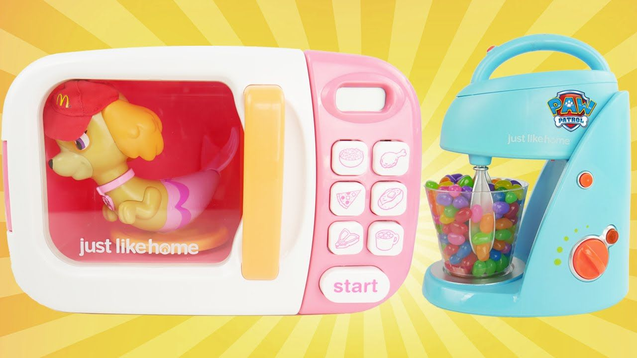 Paw Patrol Kitchen Play Set Shop Clothing Shoes Online