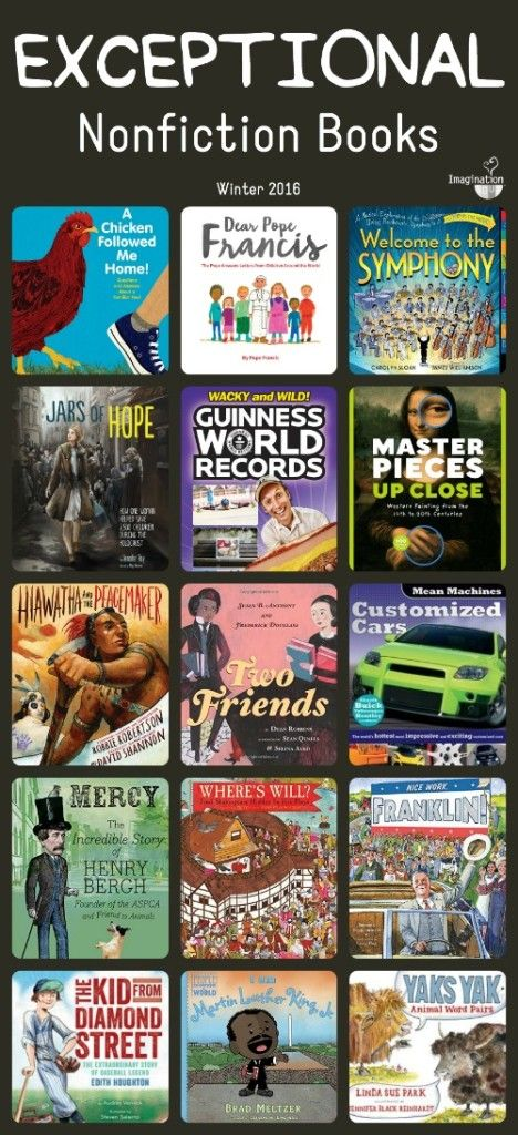 26 Exceptional Nonfiction Books For Kids Books Worth