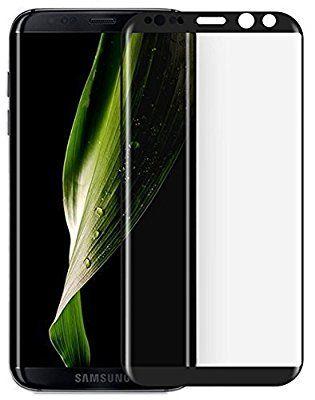Wunderglass Galaxy S8 Full Cover Schwarz Curved Glasfolie Panzerglas Aus Echt Glas Glas Folie Panzer